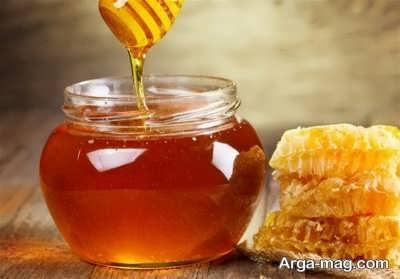 غملکرد عسل در زیبا سازی پوست
