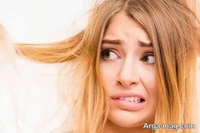 بازسازی موهای آسیب دیده و سوخته