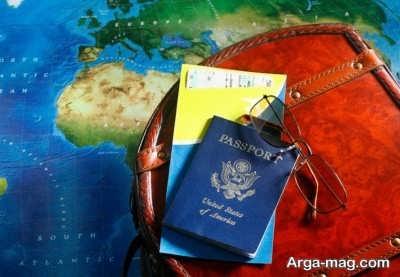 مراحل عوض نمودن گذرنامه در ایران
