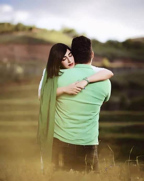تصویر پروفالی رمانتیک و شیک بدون متن
