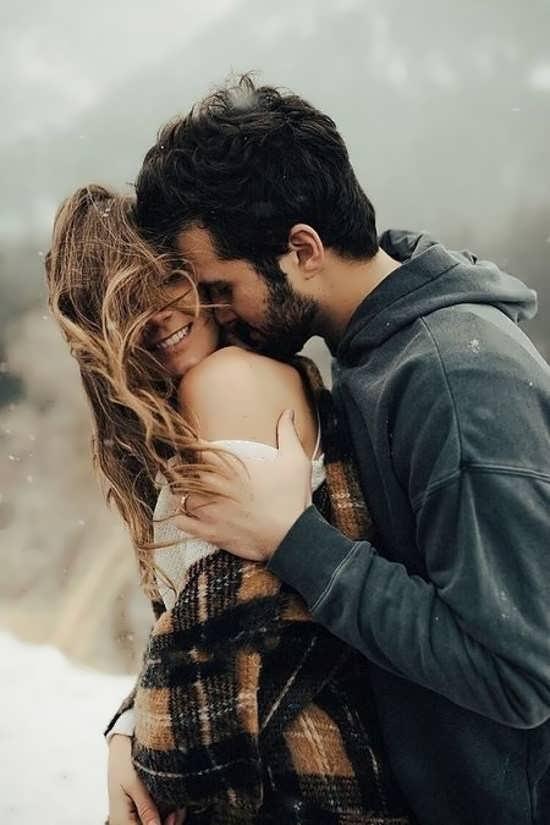تصویر زیبا و خاص دو نفره عاشقانه