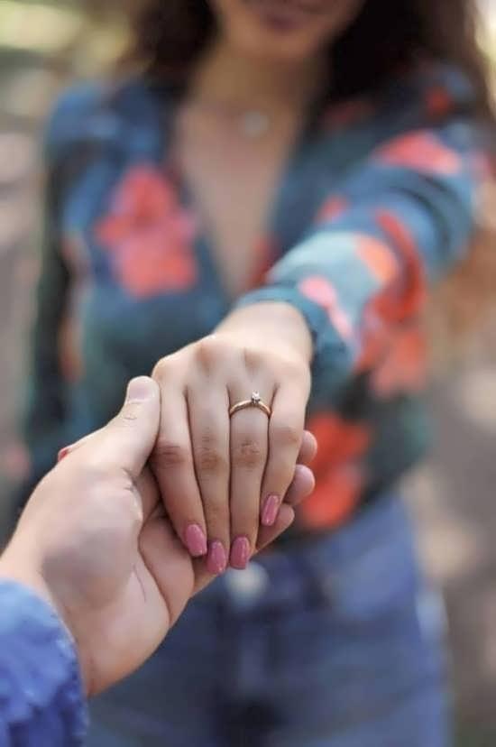 گلچین تصویر پروفالی عاشقانه و رمانتیک بدون متن