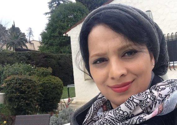 روشنک عجمیان بازیگر مطرح و توانای ایرانی