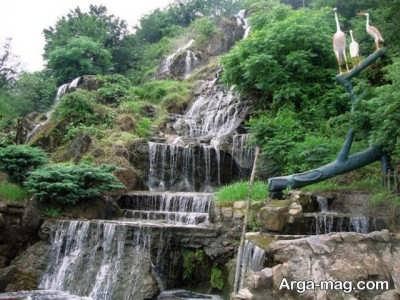 کوه شیطان و جاذبه های گردشگری لاهیچان