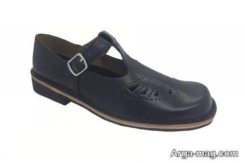 کفش مشکی دخترانه 99