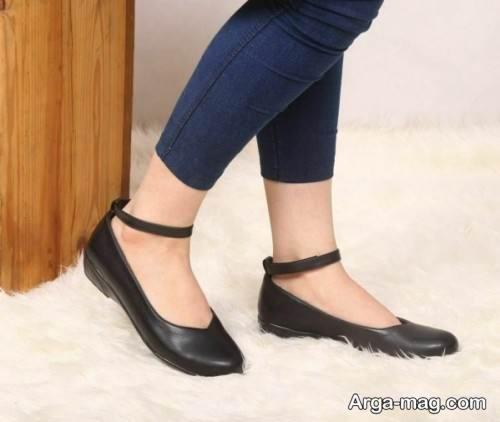 کفش دخترانه راحتی 99