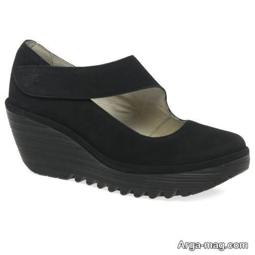 مدل کفش لژدار دخترانه 99