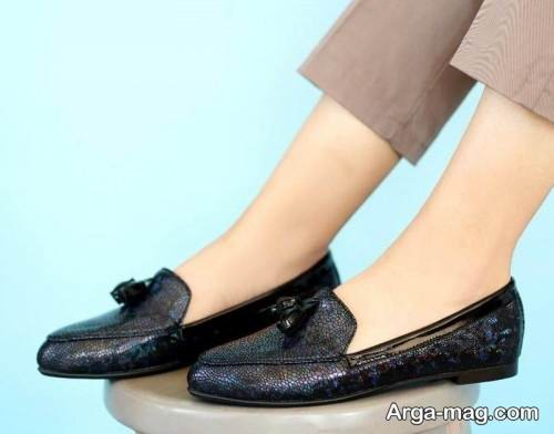 کفش زیبا و طرح دار دخترانه