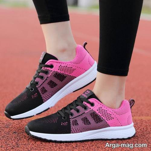 مدل کفش رنگی دخترانه