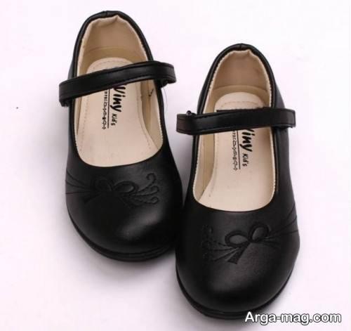 مدل کفش دخترانه 99 مشکی