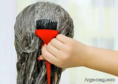 استحکام کردن مو با آب برنج