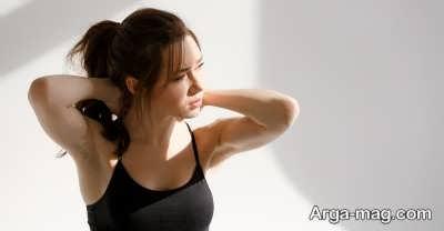 تقویت عضلات گردن با روش های متفاوت