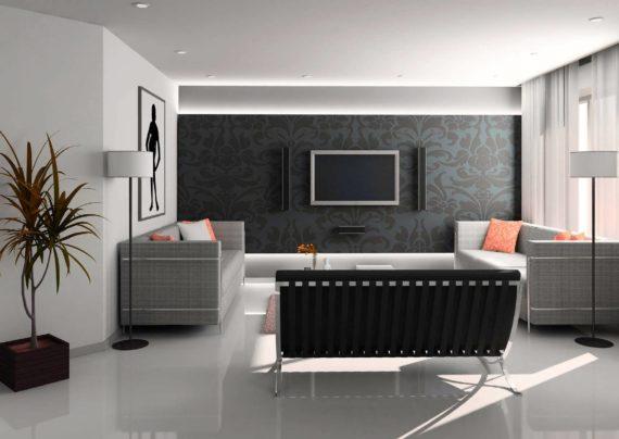 انواع ایده های شیک و متفاوت برای طراحی اتاق نشیمن در منزل