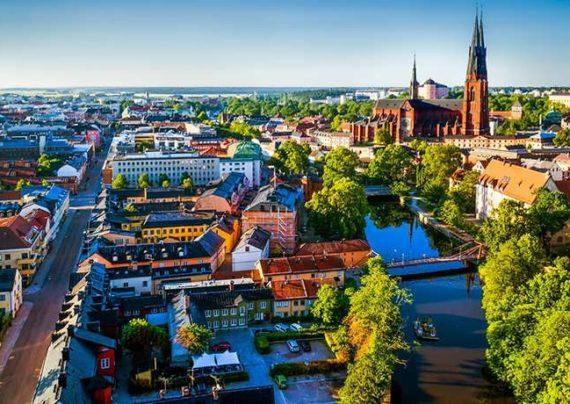 کشور سوئد کشوری زیبا و مناسب برای زندگی