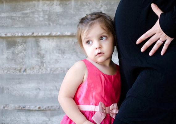 ریزترین علائم بارداری دوم