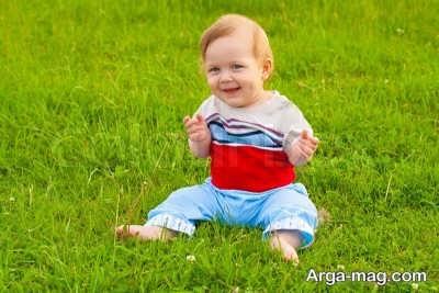 سن مناسب برا راه رفتن از 9 تا 17 ماهگی می باشد