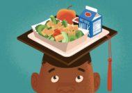 اهمیت تغذیه دانش آموزان و یادگیری