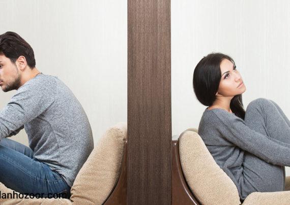 علت سردی رابطه بعد از ازدواج