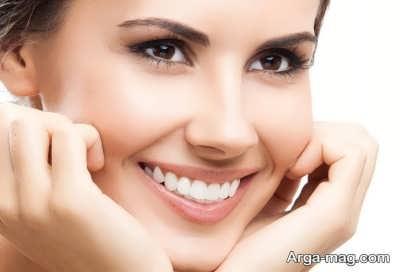 لمینت و زیبا نمودن دندان