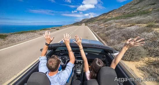 سودهای سفر کردن و بهبودی روابط اجتماعی و عمومی