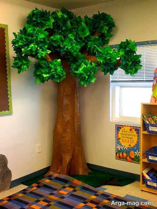 جدیدترین مدل کاردستی درخت