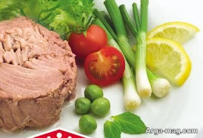 عوارض مصرف ماست و تن ماهی