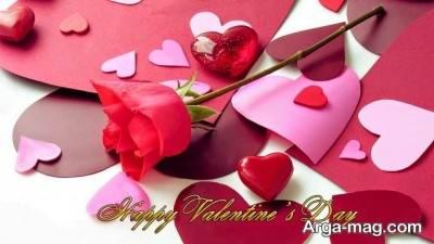 متن برای روز ولنتاین با مضامین زیبا