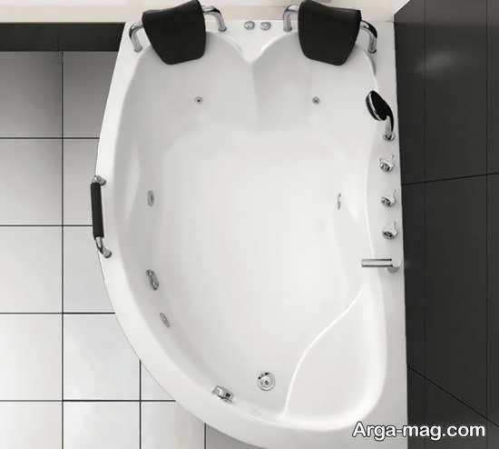 مجموعه ای بینظیر و متنوع از الگوهای وان جکوزی برای حمام