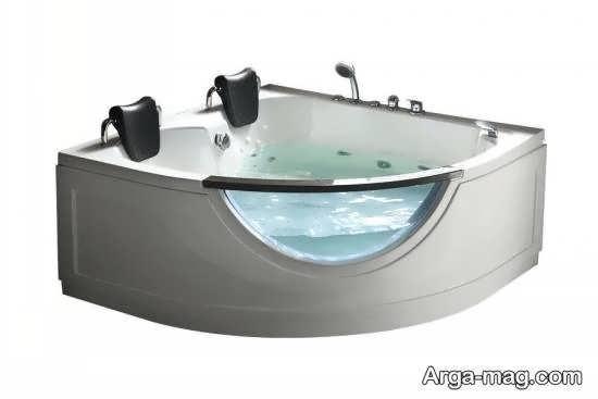 انواع ایده های بینظیر مدل وان جکوزی برای حمام و استخر