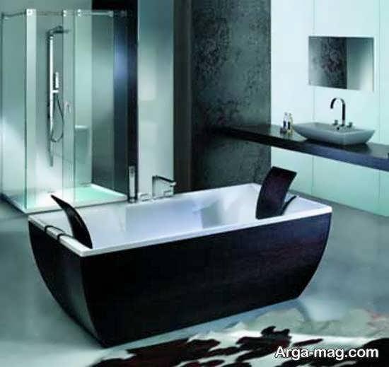 انواع نمونه های وان جکوزی زیبا و خیره کننده برای حمام