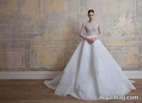 طرح لباس عروس