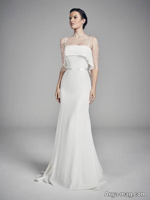 پیراهن عروس ساده و خاص