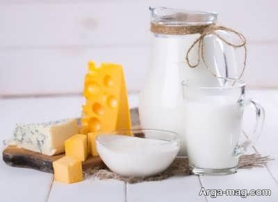 انواع خواص آب پنیر