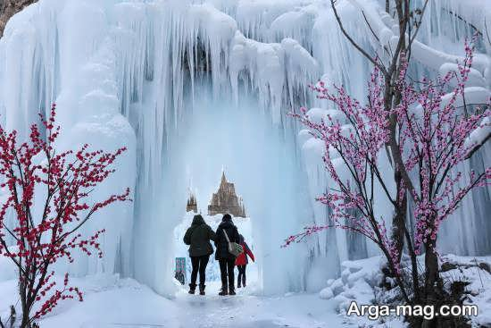 تصویر پروفایل نمای زمستانی