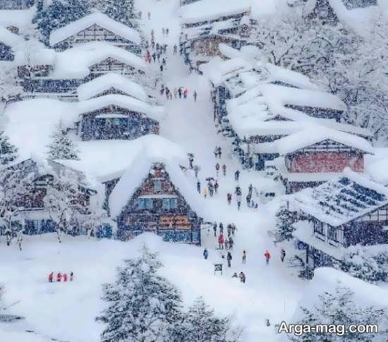 سری اول عکس طبیعت زمستانی