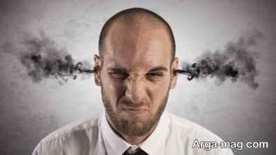 کنترل صحیح عصبانیت