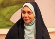 آزاده نامداری مجری پر حاشیه برنامه تلویزیونی
