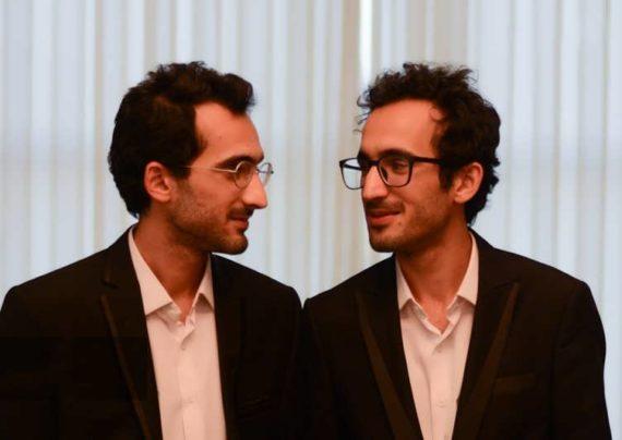 بهمن و بهرام ارک دو برادر تبریزی کارگردانان موفق ایرانی