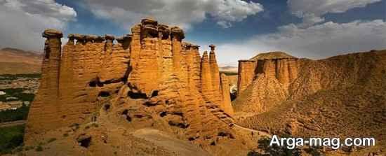 قلعه مهم بهستان