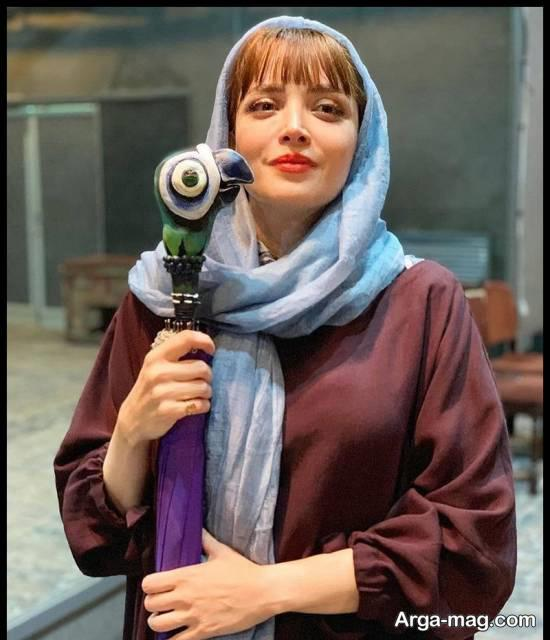 عکس های زیبا و متفاوتی از بهنوش طباطبایی بازیگر ایرانی