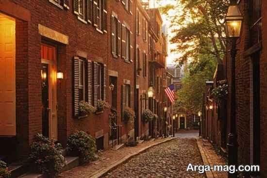 مکان های دیدنی بوستون
