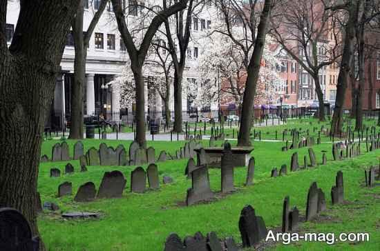 چشم اندازی از بوستون