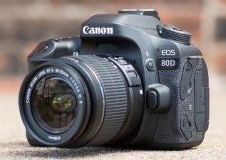 بررسی دوربین کانن 80D و مشخصات کامل آن