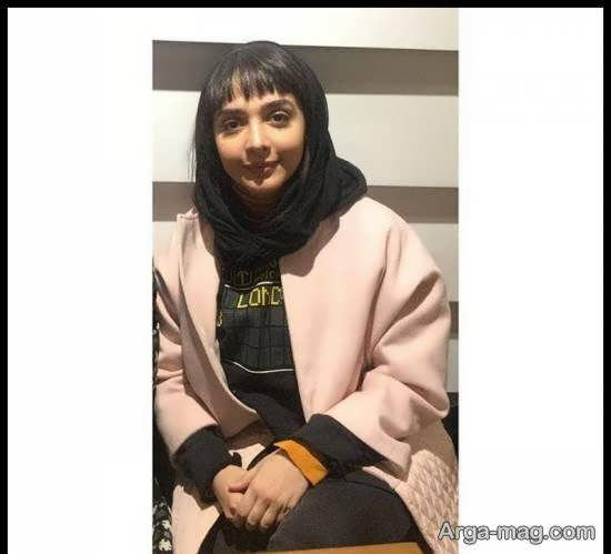 عکس های زیبای المیرا دهقانی بازیگر جوان ایرانی