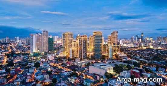 مکان های دیدنی فیلیپین