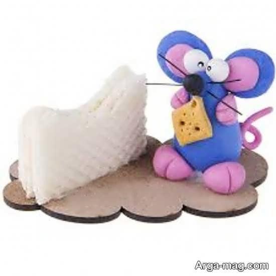 چیدمان زیبای هفت سین موش