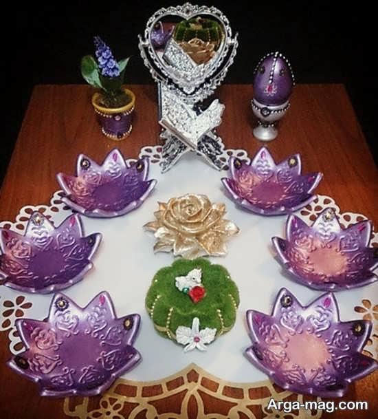 هفت سین برای جشن عروسی