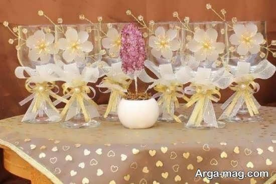 دیزاین شیک هفت سین عروس
