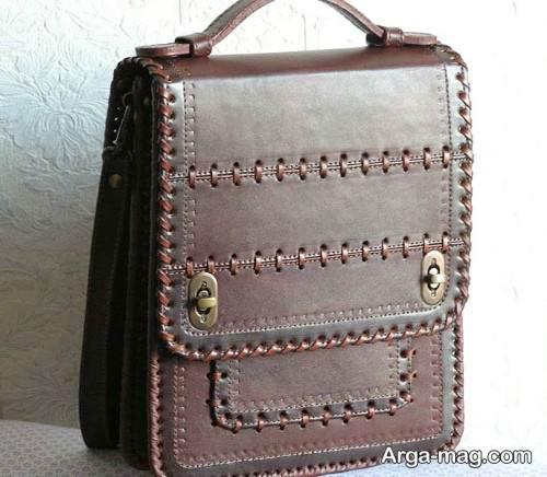 کیف زنانه چرم و شیک