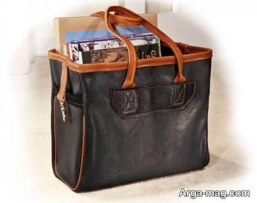 کیف چرم و دستی زنانه